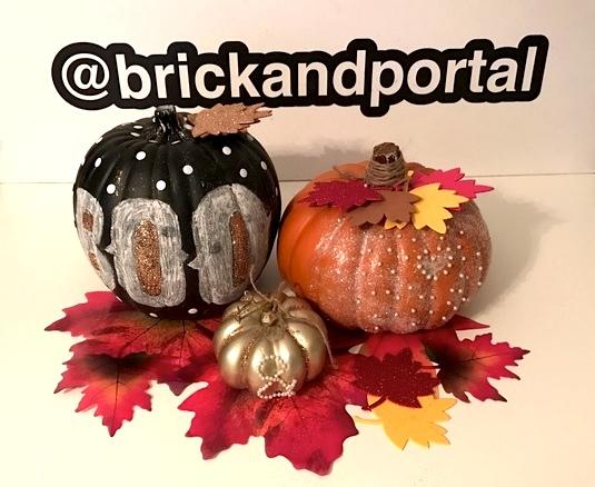 Diy fall chic pumpkin decor brickportal