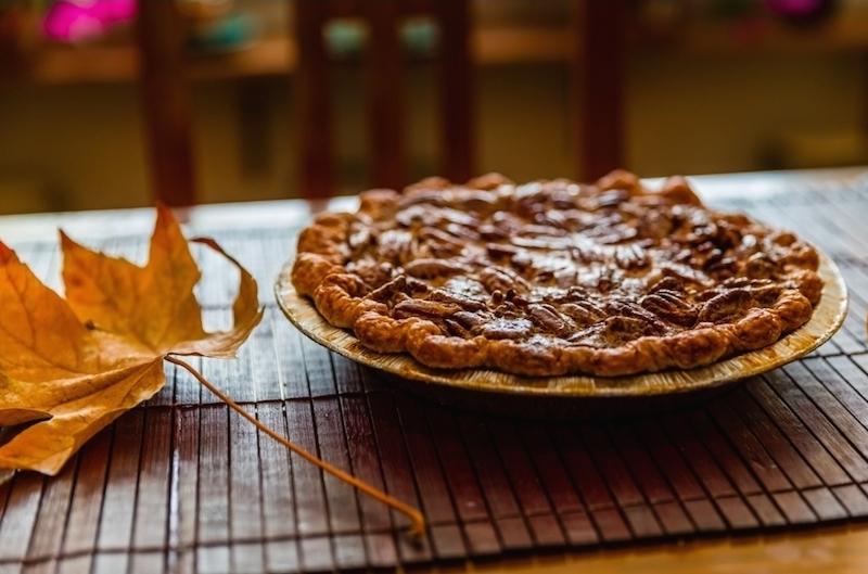 Thanksgiving chocolate pecan pie recipe brickportal